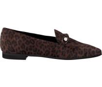 Braune Omoda Loafer 182722 HP