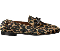 Braune PS Poelman Loafer P5439Apoe