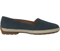 Blaue Paul Green Slipper 1962
