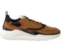 Cognacfarbene Barracuda Sneaker Bu3242