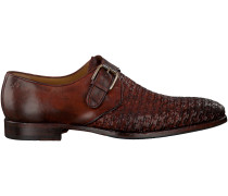 Cognac Greve Business Schuhe Barbera Monk