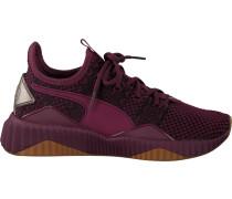 Rote Puma Sneaker Defy Luxe WMN