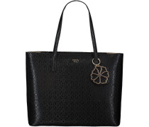 Schwarze Guess Shopper Hwsg69 61230