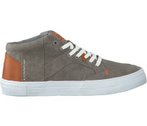 Graue HUB Sneaker Kingston