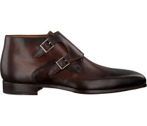 Braune Magnanni Business Schuhe 20103