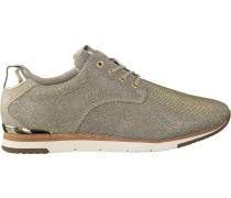 Goldfarbene Gabor Sneaker 320