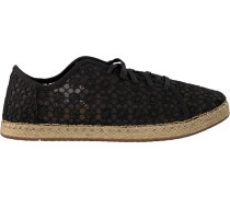 Black Toms shoe Lena