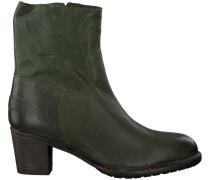 Grüne Shabbies Stiefeletten 182020093