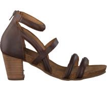 Braune Ca'Shott Sandalen 19216