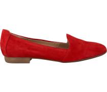 Rote Omoda Loafer 052.299