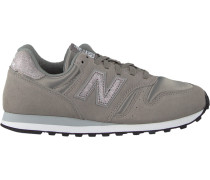 Graue New Balance Sneaker Wl373 Dames