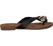 Black Lazamani shoe 75.573