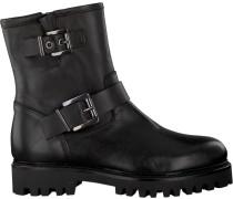 Schwarze Roberto d'Angelo Ankle Boots Paul