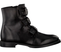 Schwarze Roberto d'Angelo Ankle Boots 8415