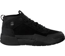 Schwarze G-star Raw Sneaker Rackam Graft