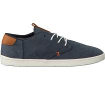 Blaue HUB Sneaker Chucker