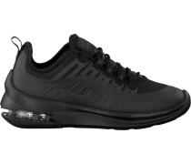 Schwarze Nike Sneaker AIR MAX Axis Wmns