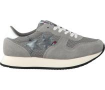 Graue Sneaker Tommy Jeans Star Sneaker