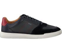 Blaue Boss Sneaker Low Cosmopool Tenn