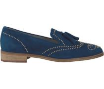 Blaue Maripe Slipper 24798