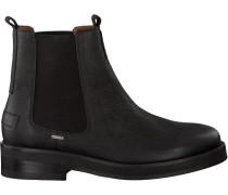 Schwarze Shabbies Chelsea Boots 182020063