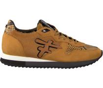 Gelbe Floris Van Bommel Sneaker 85256