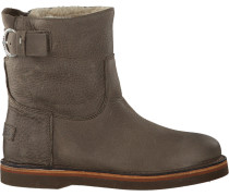 Taupe Shabbies Stiefeletten 181020048