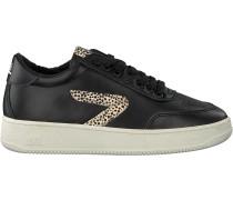 Schwarze HUB Sneaker Low Baseline-w
