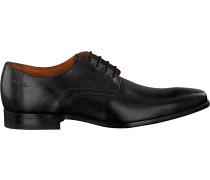 Schwarze Van Lier Business Schuhe 1918900