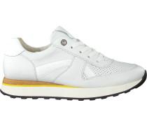 Weiße Paul Green Sneaker Low 4918-056