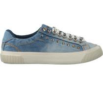 Blaue Diesel Sneaker Mustave LC W