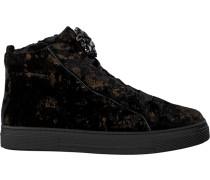Goldfarbene Hassia Sneaker 1256