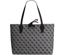 Schwarze Guess Shopper Hwsl64 22150