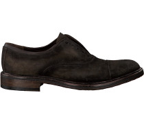 Braune Greve Business Schuhe Cabernet Ii Low