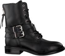 Schwarze Omoda Biker Boots R15923