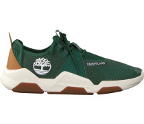 Timberland Sneaker Low Earth Rally Flexi Knit Ox Grün Herren