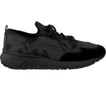 Schwarze Diesel Sneaker S-Kby Heren
