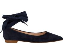 Blaue Fred de la Bretoniere Ballerinas 140010010