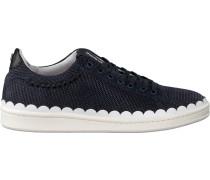 Blaue Floris Van Bommel Sneaker 85233