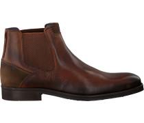Camelfarbene Omoda Chelsea Boots 36490