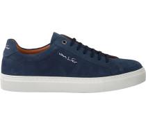 Blaue Van Lier Business Schuhe 1911001