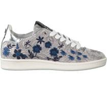 Silberne Floris Van Bommel Sneaker 85235