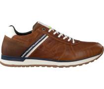 Cognacfarbene Gaastra Sneaker Low Kevan