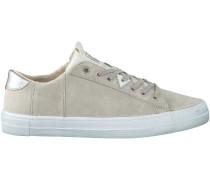 Beige HUB Sneaker Hook-W