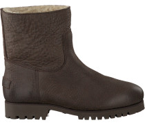 Braune Shabbies Ankle Boots 181020072
