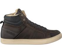 Graue Bjorn Borg Sneaker Kante High Linh M
