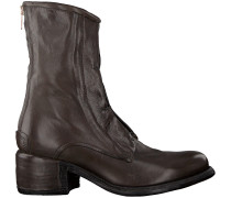 Taupe A.s.98 Schnürboots 548202