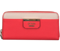 Rote Guess Portemonnaie Swcb64 22460