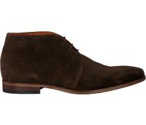 Braune Van Lier Business Schuhe 1958904