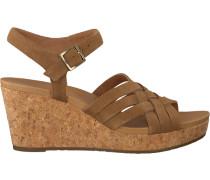 cognac UGG shoe UMA